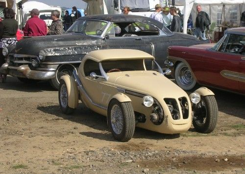 The Flyer 2CV Kit Car www.deflyer.nl/indexsp.asp