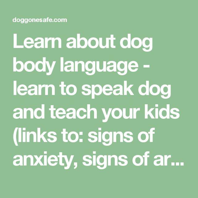 17 best ideas about dog body language on pinterest dog