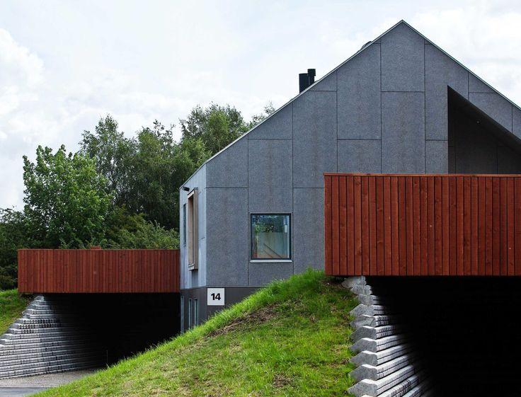 Henning Larsen Architects · Energy Flex House · Divisare