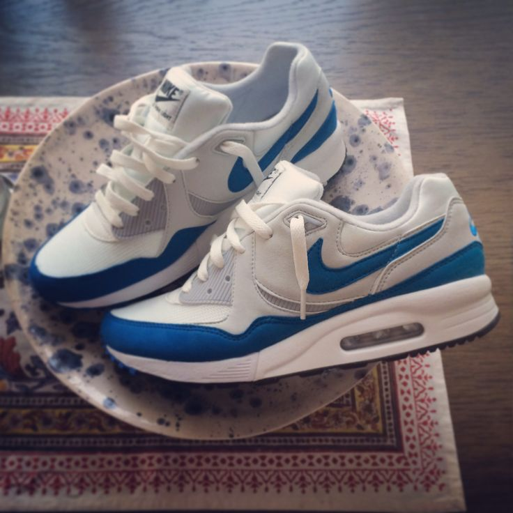 Hello #NikeAirMaxLight - welcome to the family :)