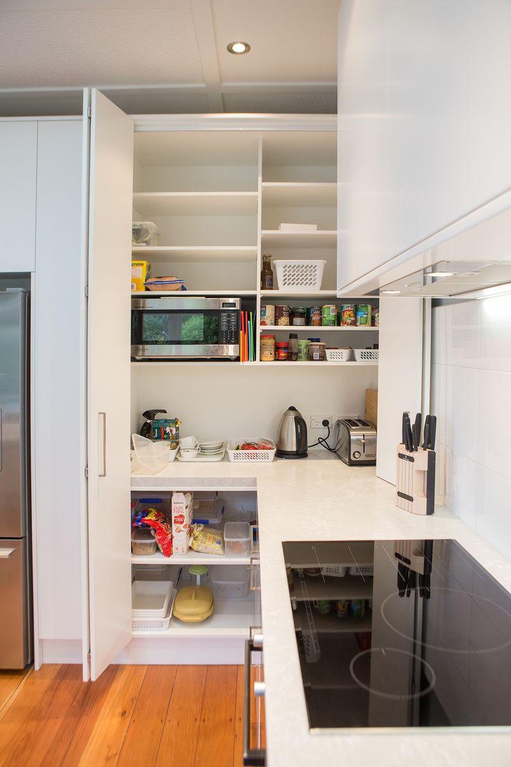 Kitchen 606. Sally Steer Design Ltd. Wellington, NZ.