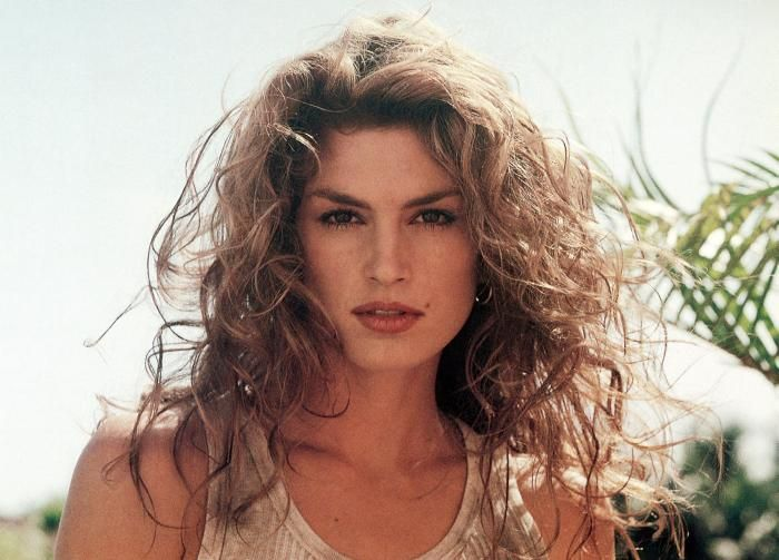 Cindy Crawford Early Modeling Photos Cindy Crawford