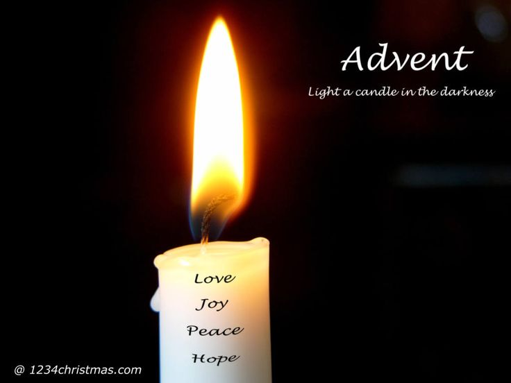 Advent Candles Backgrounds