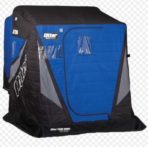 Ice Fishing Shelters Sleds