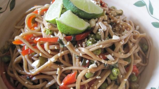 1000 Images About Cold Noodle Salads On Pinterest