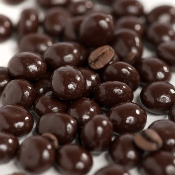 Hello, chocolate covered espresso beans!