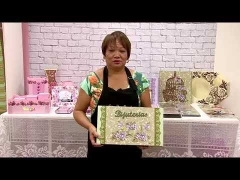 Vitrificação com Mamiko Yamashita | Vitrine do artesanato na TV - YouTube