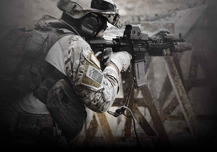 Daniel Defense, M4, Carbine, MK18 | Daniel Defense