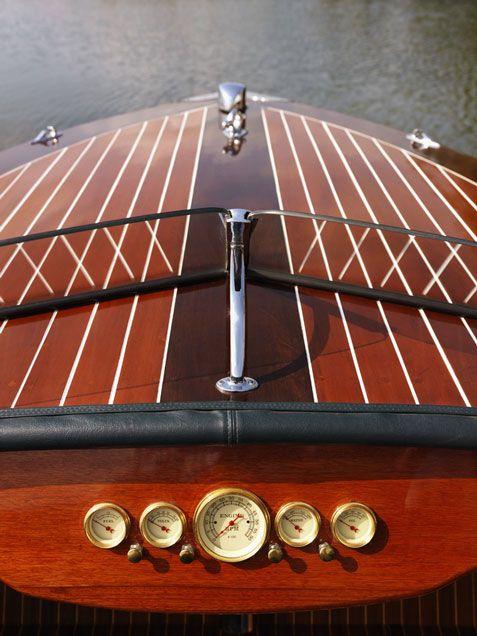 Vintage | Wooden Boat