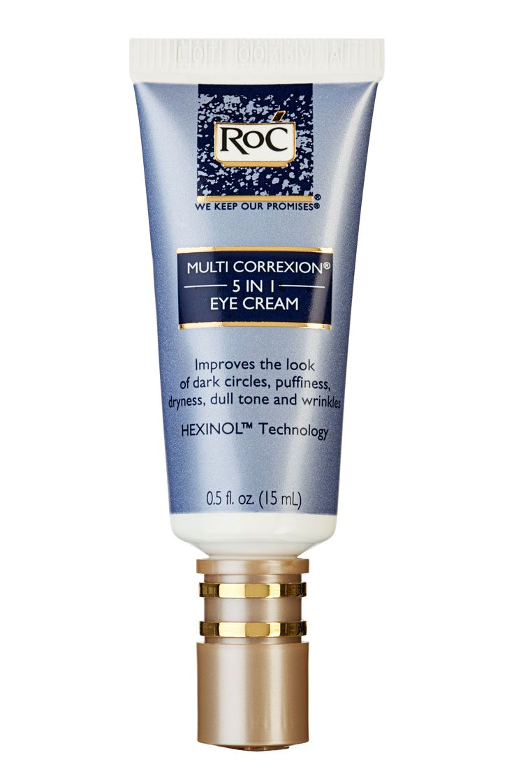 RoC Skincare Multi Correxion 5 In 1 Eye Cream - brightens dark circles acc to GH $28