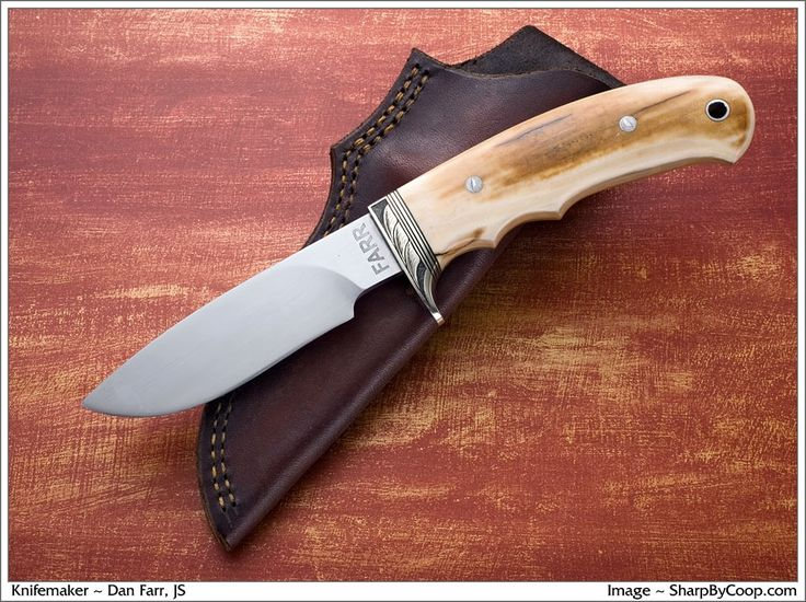 Who Are The Top Custom Fixed Blade Hunting Knife Makers In