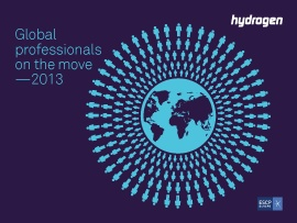 Global professionals on the move 2013