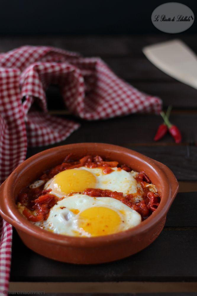uova alla messicana (huevos rancheros)