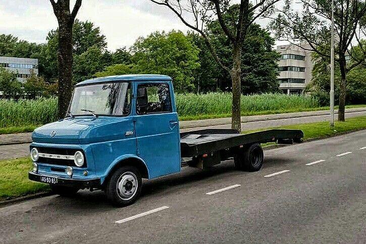 Opel Blitz.