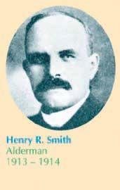 Henry R. Smith, Edmonton Alderman, 1913-1914