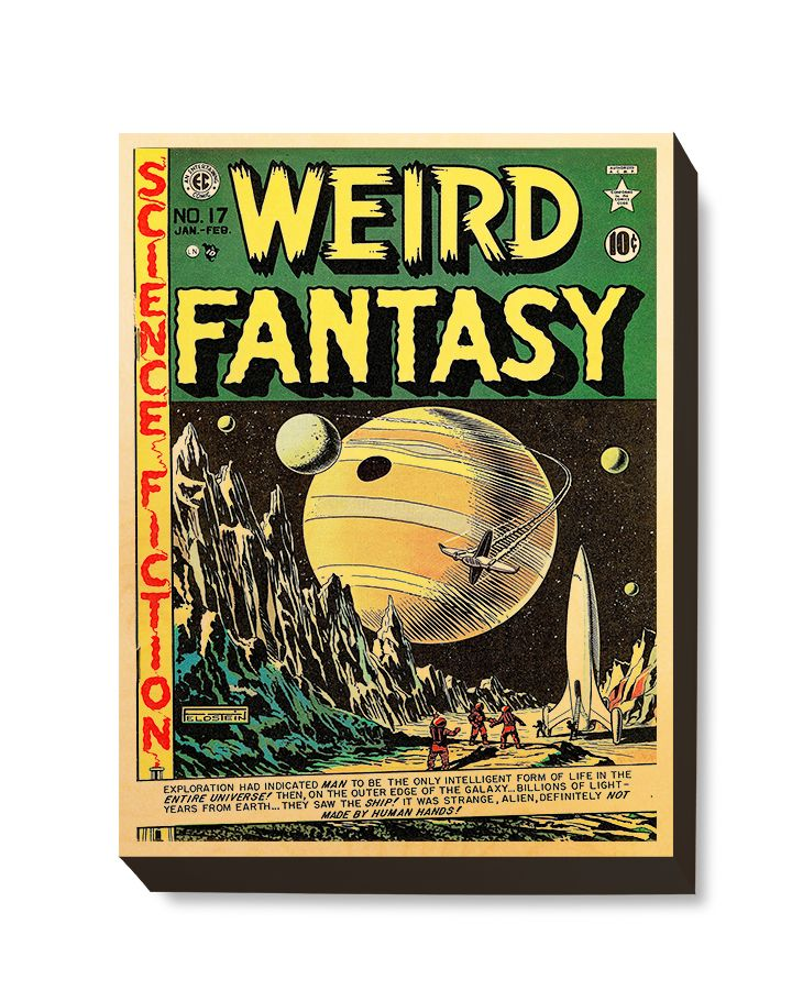 SFI 036 Weird Fantasy Exploration