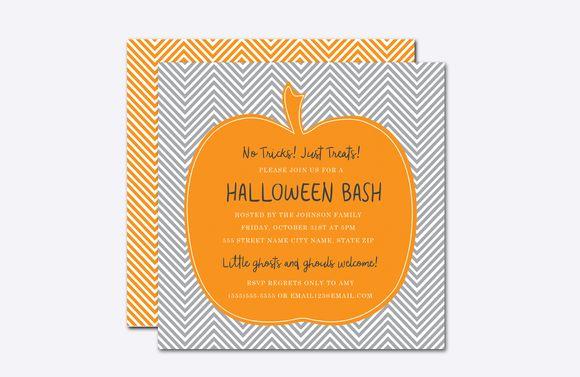 23 best 20+ Halloween Invitation Template PSD, Word, Vector EPS - halloween invitation template