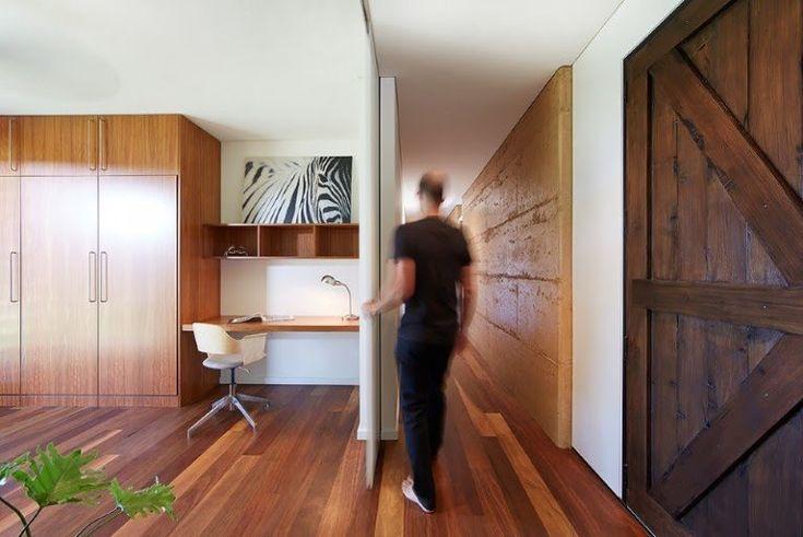 Modern Australian Farm House with Passive Solar Design (9)