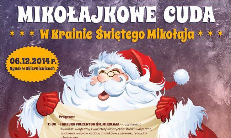 MIKOŁAJKOWE CUDA  – W Krainie Świętego Mikołaja