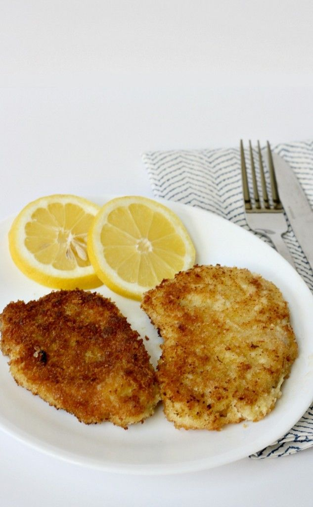 how to make chicken cutlet parmesan in the oven
