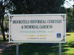 Brookfield Historical Cemetery - Brisbane - Queensland, Australia