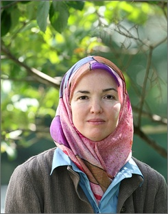 """Ingrid Mattson is the first woman and first revert to head the Islamic Society of North America. Mattson's Islam? """"To glorify God through service to God's creation."""""""