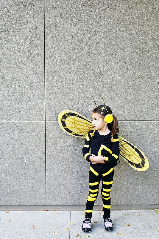 Scrapbook: DIY Wasp Avengers Costume