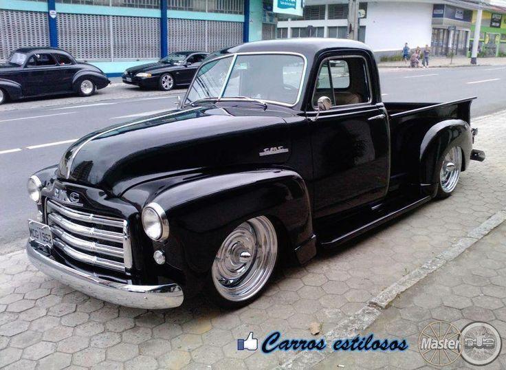 Camion Chevrolet, Pickup rouill, Auto lugubre, vieille