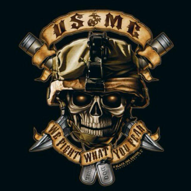 Marine Corps!