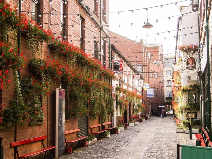 Belfast, Northern Ireland. Aye, it's not all bad. Come with me for a pint - this is where I'll take ya.