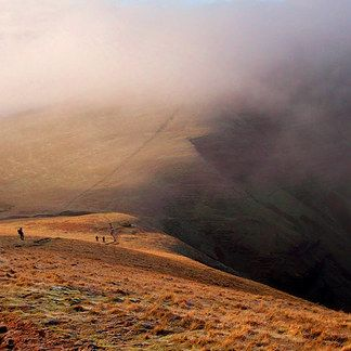 Brecon Beacons, South Wales. | 28 Incredibly Beautiful Places In The U.K. To Visit