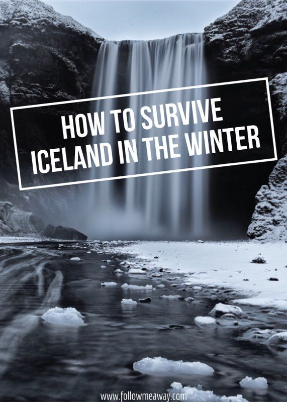 5 Things To Know Before Visiting Iceland In Winter | Tips For Winter In Iceland | Iceland Packing List For Winter | Cheap Travel To Iceland | Iceland During The Winter #Iceland #icelandtravel #icelandwinter