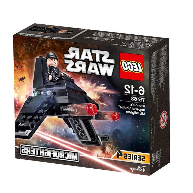 Lego LEGO, Звездные войны Микроистребитель Имперский шаттл Кренника