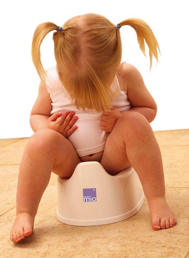 Bambino Mio geliştirilmiş lazımlık, bebeğinizin güvenliğini ve rahat etmesini sağlar. Küçük ve pratiktir.