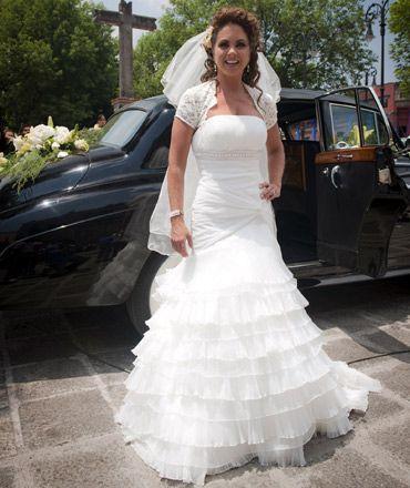 Vestido de novia soy tu duena