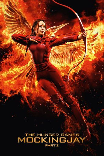 My Favorite Place For Streaming The Hunger Games: Mockingjay - Part 2 Full Movie Online 189%*