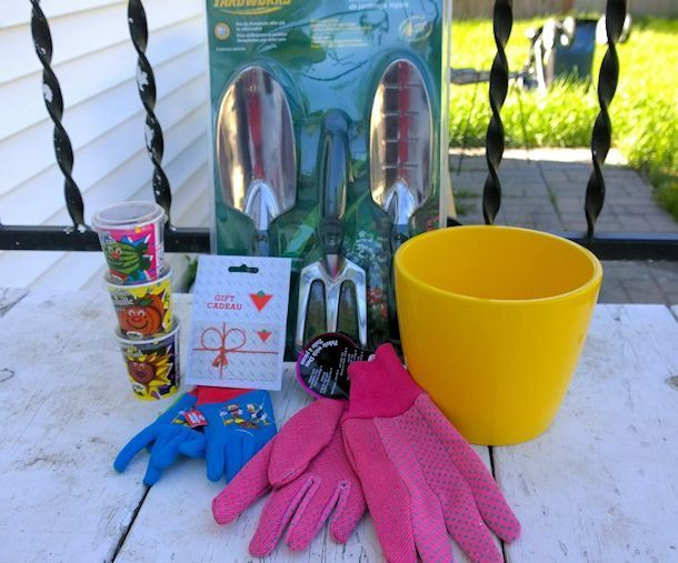 canadian tire gardening prize pack