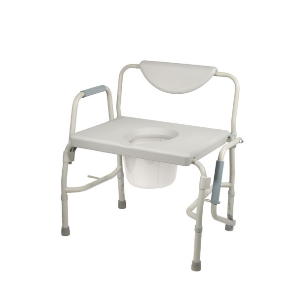 (click twice for updated pricing and more info) Drive Medical Heavy Duty Commodes - Bariatric Drop Arm Bedside Commode Chair #commode_chair #bathroom_assists http://www.plainandsimpledeals.com/prod.php?node=38449=Drive_Medical_Heavy_Duty_Commodes_-_Bariatric_Drop_Arm_Bedside_Commode_Chair_-_11135-1