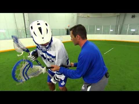 Defensive Approach - Defensive Drills Series by IMG Academy Lacrosse Program (1 of 3)