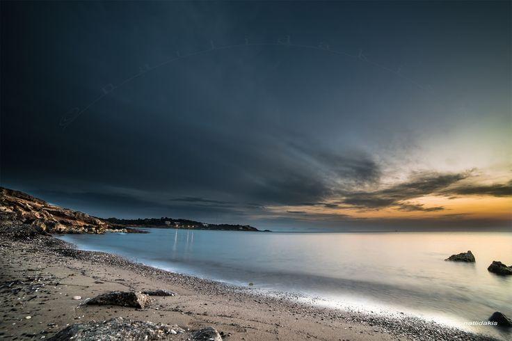 Photo Mania Greece: Cavouri Bay, Attica Greece - C1092