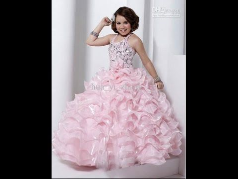 3c2d101e3 New Generation Dresses Girls Gowns - YouTube