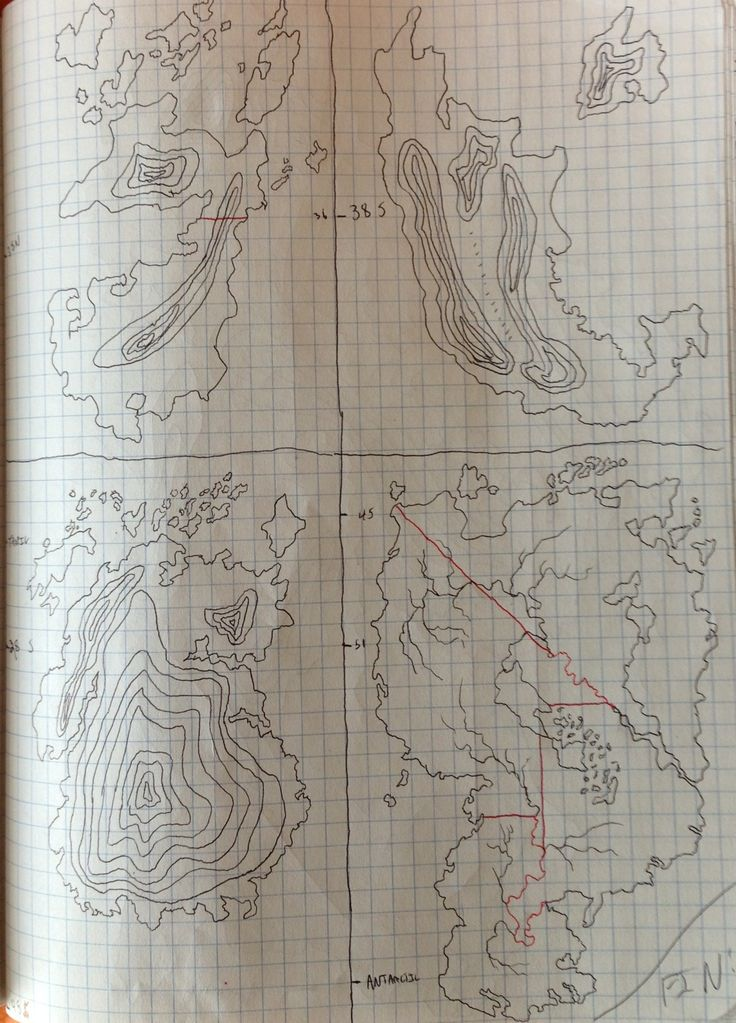 Maps doodled 40 best Map Doodles images