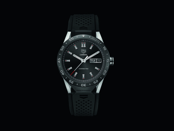 Tag Heuer Connected Is Android Wear's $1,500 Luxury Smartwatch