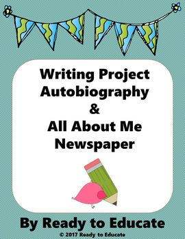 autobiography newspaper essay The personal essay is not dead, but has it traded politics for style  university of  chicago press, $75 (cloth), $25 (paper)  runaway, a psychiatric patient, a  homeless drifter, a born-again christian, an occasional stripper and.