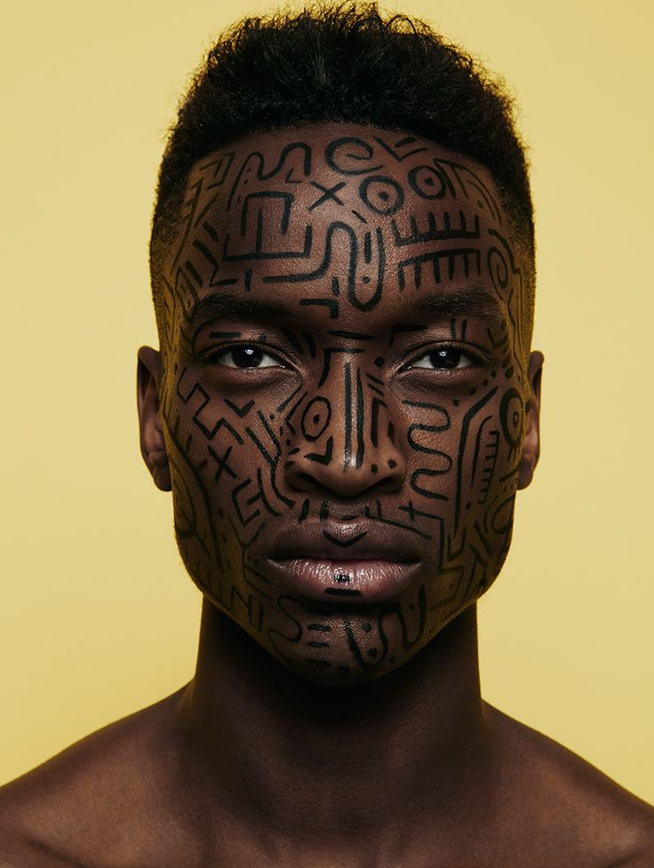 This Fredrik Wannerstedt Photo Series Features Oliver Kumbi #photography trendhunter.com