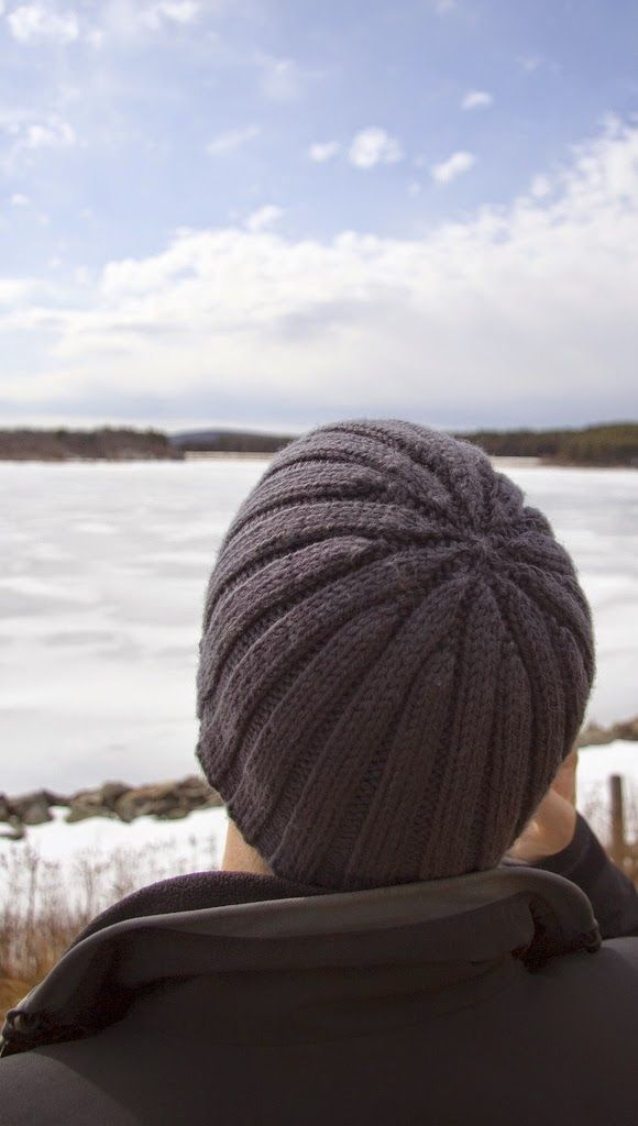 Stephanie Likes to Knit: Keeping Boyfriend's Ears Warm Since 2006