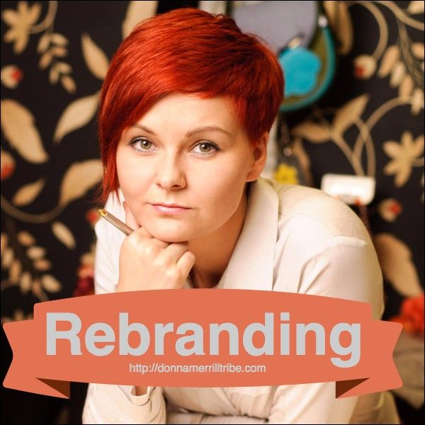Blog post at ♫ Donna Merrill Tribe : Rebranding Your Blog is a pretty drastic undertaking that requires serious thought. You've probably worked pretty hard to develop a certain[..]