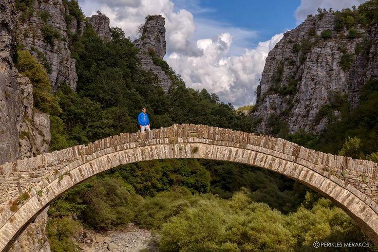 bridges Zagori hiking