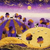 Last Sun of Winter by Sarah Ewing  www.framemakersgalleries.com