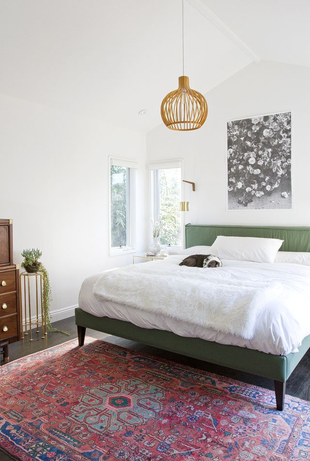 Bedroom Tour // Sarah Sherman Samuel